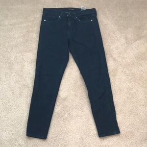 Banana Republic Dark Wash Skinny Jeans
